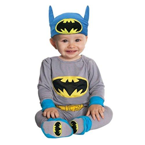 Rubies & Co Batman Infant Halloween Costume ()