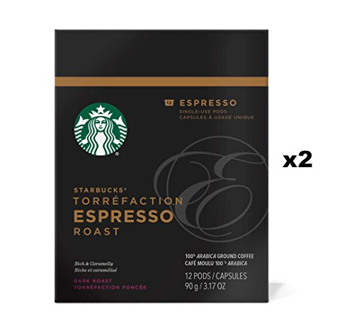 Starbucks Verismo Espresso Roast Espresso Pods (24 - Mall Cherry Hill New Jersey
