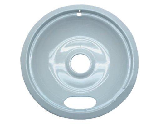 Range kleen Drip Bowl Porcelain / White Large / 8