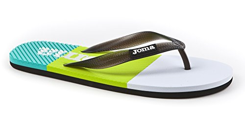 42 MEN S FLUOR WATER BLANCO CHANCLAS JOMA 715 7t4nqgt0T