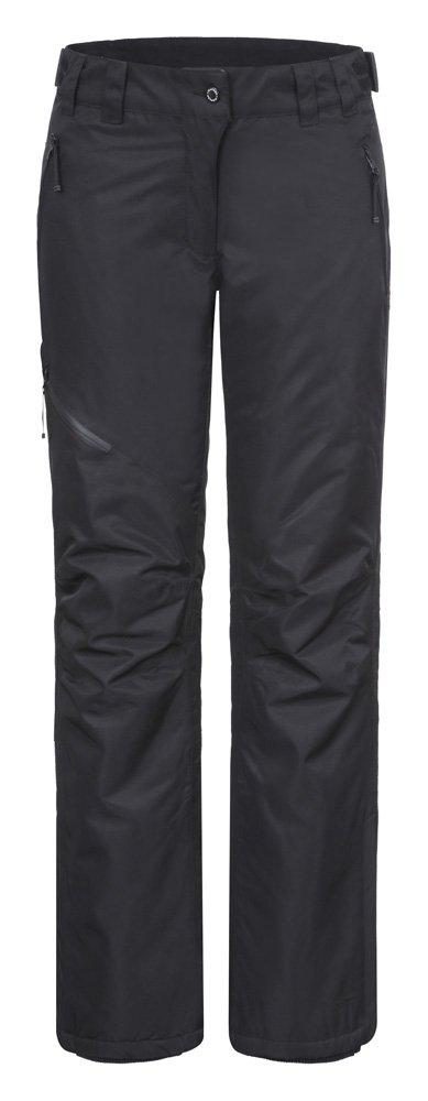 TALLA 38. ICEPEAK Hose Josie - Pantalones de esquí para Mujer, Color Negro, Talla DE: 38