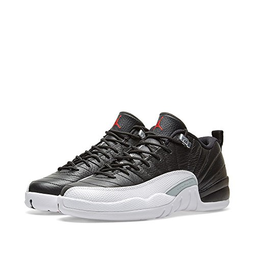 AIR JORDAN 12 RETO LOW BG (GS) 'PLAYOFF' - 308305-004 - US Size