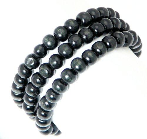 Hermoso-conjunto-de-pulseras-brazalete-perlas-de-estilo-surfista-de-olas-de-madera-plstica