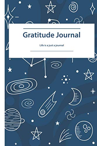 "Daily Gratitude Journal: Practice gratitude and Daily Reflection to develop gratitude, mindfulness and productivity| Positivity Diary for a Happier … 5 Minutes a Day (120 pages 6 x 9"" inches)"
