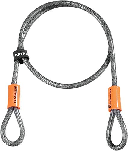 - Kryptonite 410 Kryptoflex Looped Cable