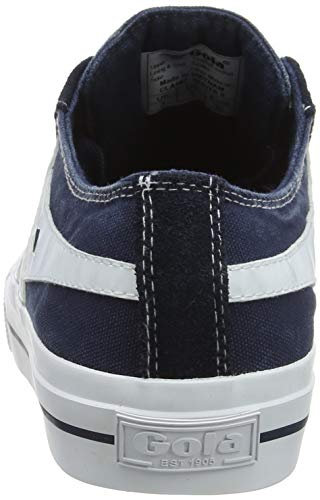 Blue Quota Ew navy Sneaker white Donna Ii Gola waRfqTZIZ