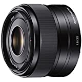 Sony SEL35F18 35mm f/1.8 Prime Fixed Lens (Certified Refurbished)