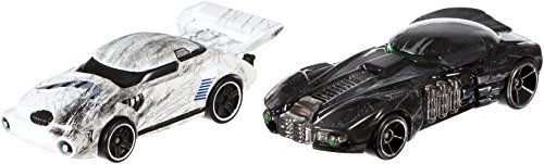 Hot Wheels Star Wars Rogue One Character Car Storm Trooper vs. Death Trooper 2-Pack