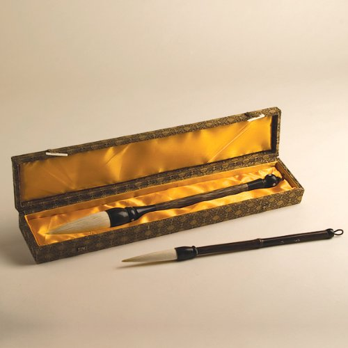 Bamboo Large Calligraphy Brush for Japanese Calligraphy | ()