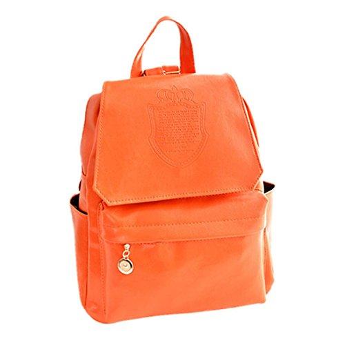 Orange TM Cuir 4 72in Coloré 25cm 30cm à 81in x x Sac x 9 Couleur 84in 7 x 12cm dos 11 CfwSq