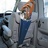 Starsource Car Truck Back Seat Umbrella Holder Hanging Waterproof Organizer Bag Big Enough for Three Umbrellas