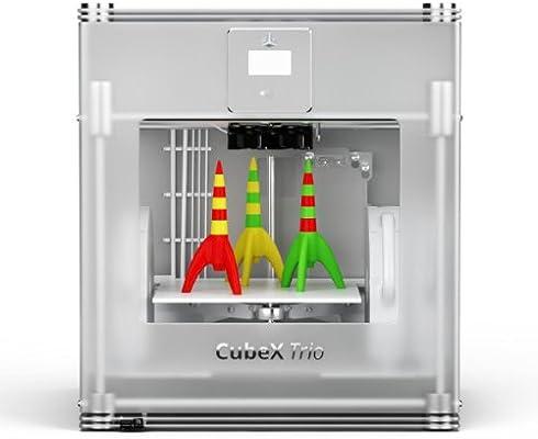 Cubify 401385 CubeX Trio Triple Head 3D Printer