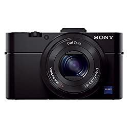 Sony Dscrx100m2b 20.2 Mp Cyber-shot Digital Still Camera (Black)