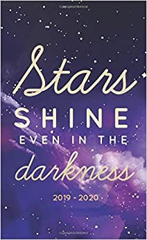 """Foros Descargar Gratis Stars Shine Even In The Darkness 2019-2020: Two Year Monthly Pocket Planner 