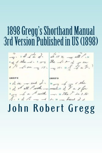 Practical Pointers for Gregg Shorthand Students  (annotated with study guide)