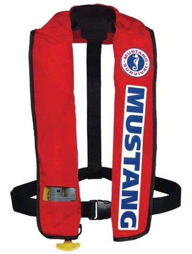 Mustang MD3087 Deluxe Inflatable PFD (Auto Activation) Bass Competition