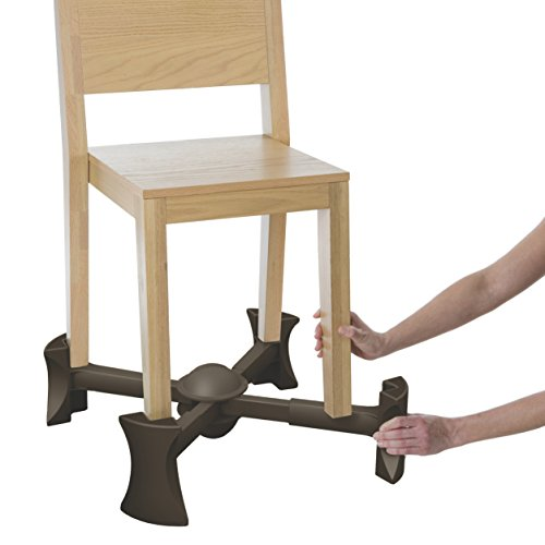 KABOOST Portable Chair Booster - Chocolate  sc 1 st  Amazon.com & Chair Raiser: Amazon.com