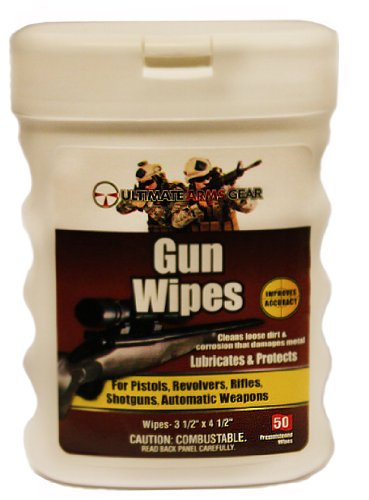 ultimate-arms-gear-pro-armorers-gun-wipes-cloth-patches-cleaner-lubricanting-oil-protector-preservat