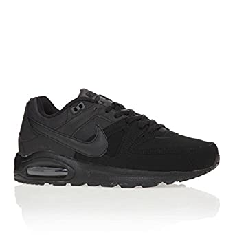 best loved be7a0 ea54f ... Nike baskets air max command leather chaussures homme 42 ...