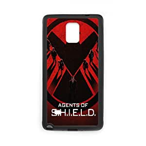 Quotes protective Phone Case Agents of shield For Samsung Galaxy Note 4 N9100 NP4K02605
