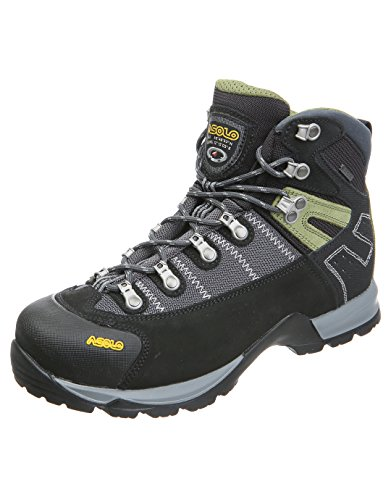 Nero GTX Fugitive Walking Gunmetal Asolo Black Boots FX6W5w
