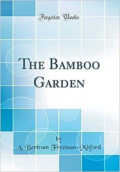 Book The Bamboo Garden (Classic Reprint)