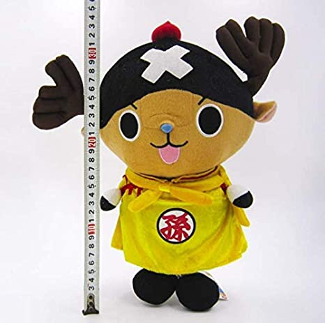 Yzhome Anime One Piece Tony Chopper Plush Toys30 Cm, Lindo Juguete De Felpa para Bebé Decoración Familiar Regalo De Juguete para Mascotas