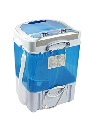 DMR 3 kg Inverter Portable Semi Automatic Top-Loading Mini Washing Machine with Dryer Basket (DMR 30-1208 Bl (W2Yr), Blue) 41IpCfvrJjL India 2021