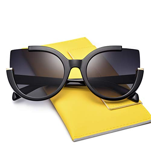 Mosanana Oversized Cateye Sunglasses Fashion product image