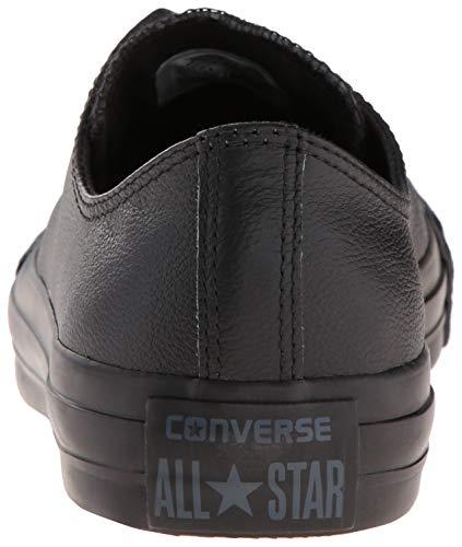 Star All black Converse Nero Sneaker Ox xR1qnxw84P