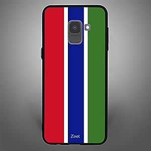 Samsung Galaxy A8 Plus Gambia Flag