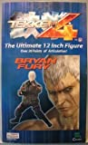 Tekken 4 Bryan Fury 12 inch doll by Epoch