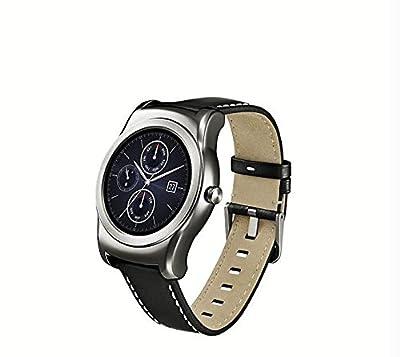 "Lg G Watch Urbane Black&silver Lg-w150 Smart Watch 1.3"" Blutooth Version 4gb 1.2ghz - International Version No Warranty"