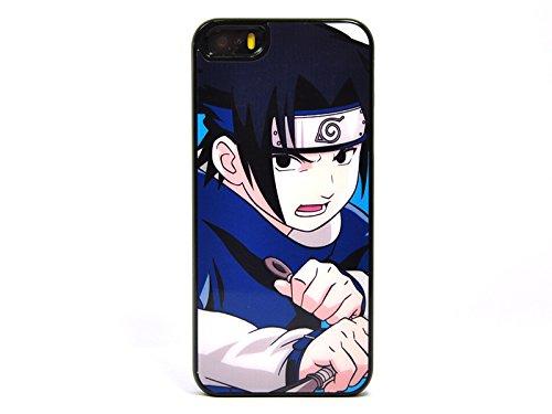 CoolChange Naruto Sasuke Uchiha iPhone 5 Schutz Hülle 5S Cover (Porträt)