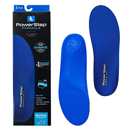 Powerstep Pinnacle Insole Blue