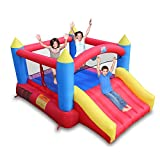 Best Bounce Houses - ACTION AIR [Updated Version] Bounce House, Inflatable Bouncer Review
