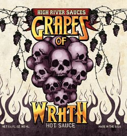 High River Sauces Grapes of Wrath - River Outlet