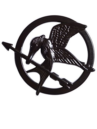 (Rubie's Women's The Hunger Games Mockingjay Part 1 Pin, Multi, One)