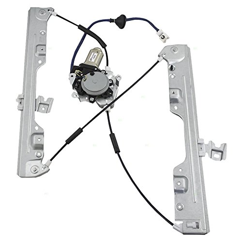 Drivers Front Power Window Lift Regulator with Motor Assembly Replacement for Nissan SUV (Nissan Power Regulator)