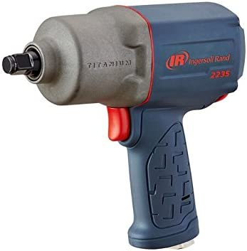 best air impact wrench: Ingersoll Rand 2235TiMAX