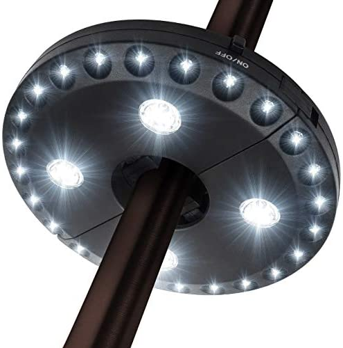 Umbrella Lighting Cordless Operated Umbrellas product image