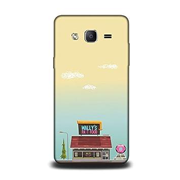 Samsung J3 Kapak çizgi Ev Design Kapak Amazoncomtr