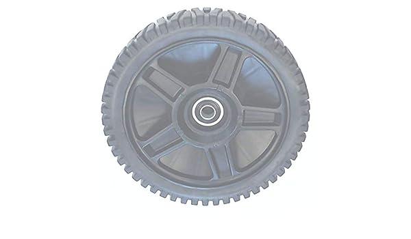 Poulan 581009201 cortacésped rueda: Amazon.es: Bricolaje y ...