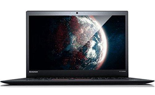 Lenovo Thinkpad X1 Carbon 3rd Gen 14 inches FHD Laptop, Intel i5-5300U up to 2.9GHz, 8GB Ram, 256GB SSD, USB 3.0, Webcam, Bluetooth, HDMI, Backlit Keyboard, Windows 10 Professional (Renewed)