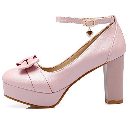 DoraTasia Damen Mokassins, Pink