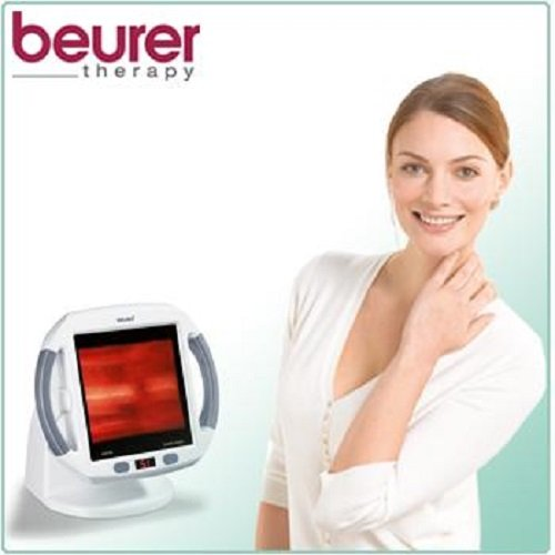 Amazon.com: Beurer Infrared Heat Lamp for Muscle Pain and Cold ...