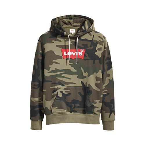 Levi's Camouflage Hm Felpa Modern ® IOW1vIr6