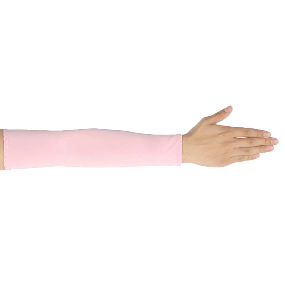 HYIRI 2018 promotionNEW Fansion Unisex UV Protection Sleeves Arm Cooling Sleeves Ice Silk Arm Cover Sleeves