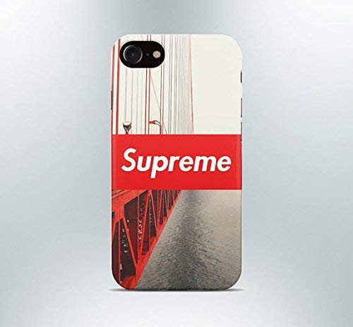 Inspired by Supreme iPhone case 7 8 X plus 6 6s 5 5s se Samsung galaxy case supreme s8 s7 edge s6 s5 s4 note 4 mobile cover art print gift phone red