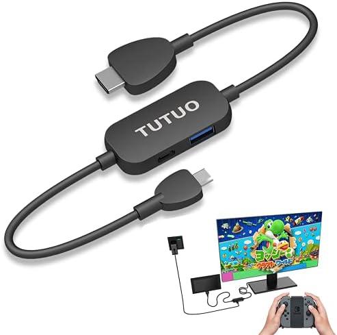 Hub USB C Adaptateur pour Nintendo - Actualités des Jeux Videos